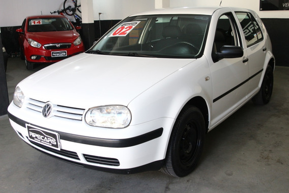 Volkswagen Golf 2002 1.6 Plus 5p