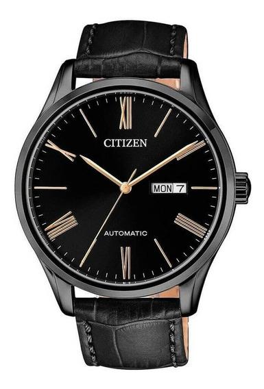 Relógio Citizen Automático Tz20939d Nh8365-19f Nf Garantia