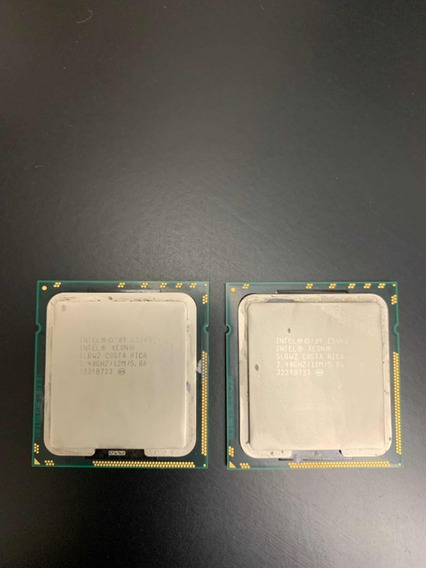 Processador Intel E5645 Xeon 2.40ghz Mac Pro