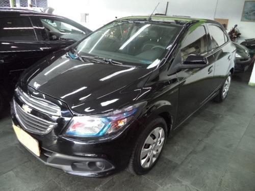 Chevrolet Onix Lt 1.4 8v Flex 5p Completo Couro 2013 Preto