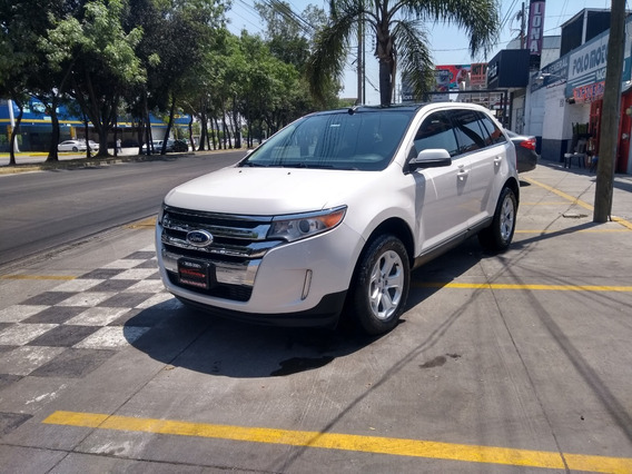 Ford Edge Limited 2011 Blanca