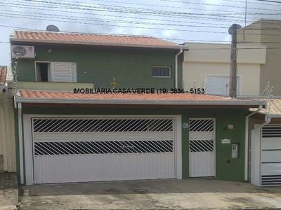 Vender Casa Em Indaiatuba, No Jardim Valença. - Ca05974 - 31910700