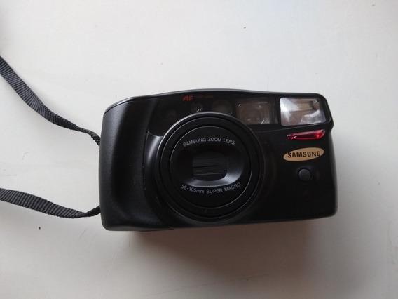 Camera Fotográfica Samsung Zoom Lens