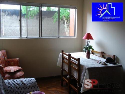 Imagem 1 de 15 de Apartamento  72 M V Alpina - 2246g
