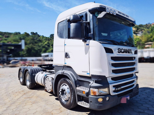 Scania R480 A 6x4 Ano 2014 Tb