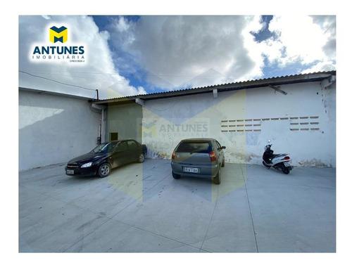 Imagem 1 de 6 de Alugue Galpão Imbiribeira Com 170 M², Otima Localização E Visibilidade - Ga-0558