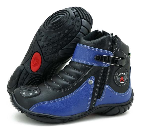 Coturno Motociclista 271 Atron Shoes-- Frete Grátis