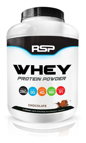 Proteina Rsp Whey Powder Sabor Chocolate