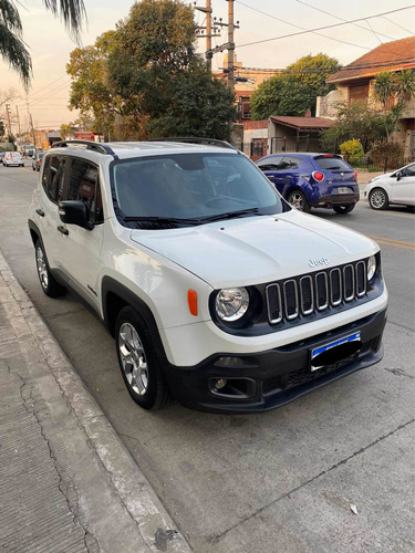 Imagen 1 de 12 de Jeep Renegade 2018 1.8 Sport At Plus