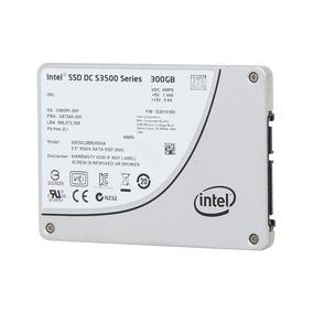 Ssd Intel 300gb S3500 Sata 6gb/s 20nm Mlc