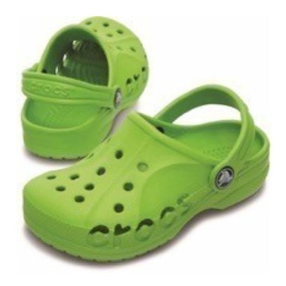 Sandalia Crocs Baya Kids Original Promoção Frete Grátis T