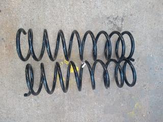 Espirales Traseros De Volkswagen Gol 2005