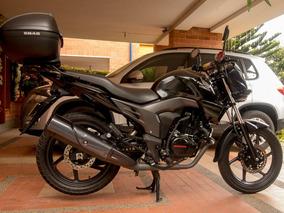 Hermosa Honda Cb150 Invicta