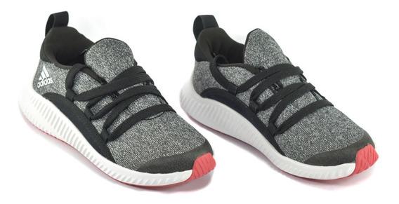 Tenis adidas Unisex Fortarun X K Color Gris