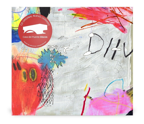 Diiv / Is The Is Are / Cd Nuevo Sellado