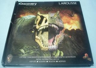 Dinosaurios. Dougal Dixon. Discovery Channel. Libro En 3d