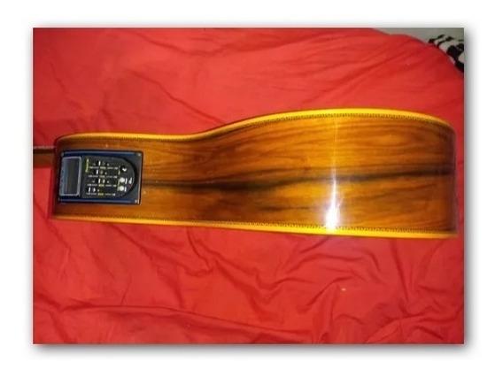Guitarra Electroacustica Antigua Casa Nuñez100% Profesional