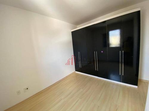 Imagem 1 de 22 de Apartamento Com 2 Dormitórios À Venda, 46 M² Por R$ 370.000,00 - Tatuapé - São Paulo/sp - Ap4828