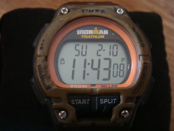 Reloj Timex Ironman Triathlon. Shock Resistant.