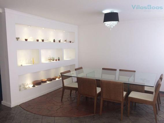 Casa Residencial À Venda, Jardim Das Indústrias, São José Dos Campos. - Ca1027