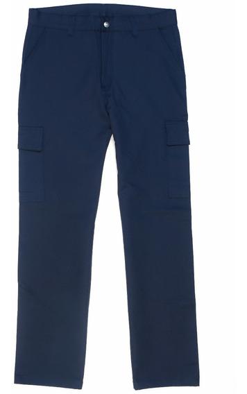 Pantalones Cargo Super Reforzados Marca Nuevo Milenio