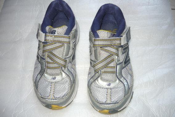 Zapatos New Balance 688. Niños Usados.