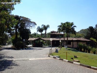 Condomínio Arujá Country Club - Lote Com 375 M² Topografia Em Declive. - Te00001 - 32096098