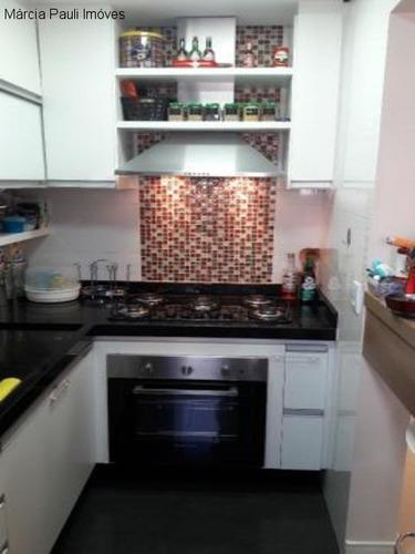 Apartamento No Condomínio Nova Cidade Jardim - Parque Cidade Jardim - Jundiaí - Ap03924 - 34312172