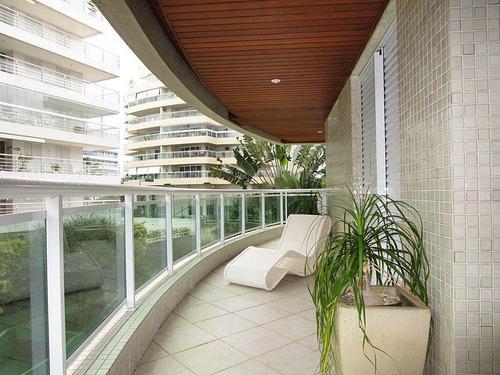 Apartamento Com 3 Dormitórios À Venda, 118 M²  - Riviera De São Lourenço - Bertioga/sp - Ap5758