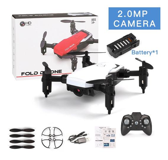 Lf606 Mini Câmera Altitude Hold Rc Hd Wifi Fpv 2.0mp Drone