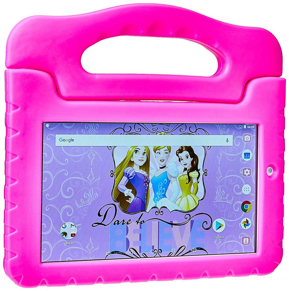 Tablet Kid Pad Plus 7 Wi-fi 8gb Memória Rosa - Multilaser