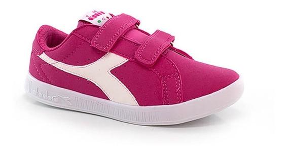 Tênis Diadora Game Ii Jr Pink - Infantil - Way Tenis