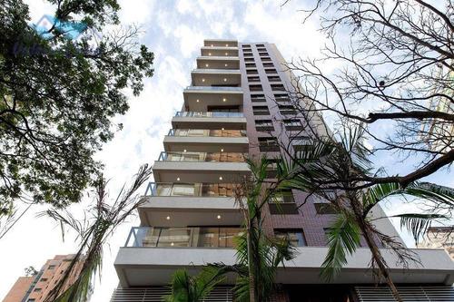 Imagem 1 de 30 de Apartamento Triplex À Venda, 326 M² Por R$ 6.500.000,00 - Paraíso - São Paulo/sp - At0002