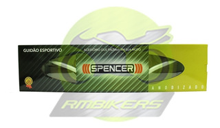 Guidão Esportivo Naked Spencer Dafra Next250 Next 250
