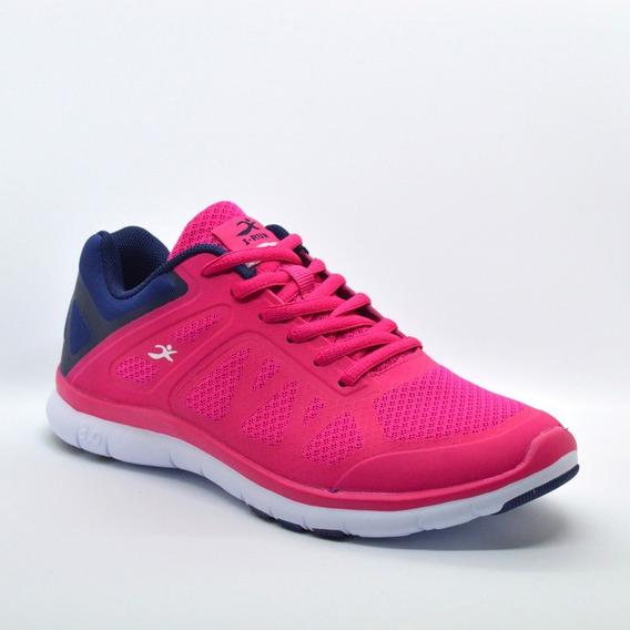 Zapatillas Mujer I-run Deportivas Running 4168