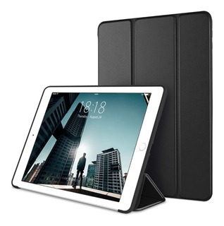 Funda Smart Cover Tpu iPad Air 2 Pro 9.7 10.5 11 12.9 Mini 4