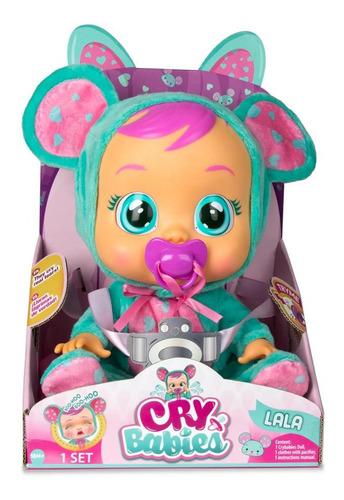 Muñeca Baby Cry Bebe Llorones Imc Toys Nueva Original