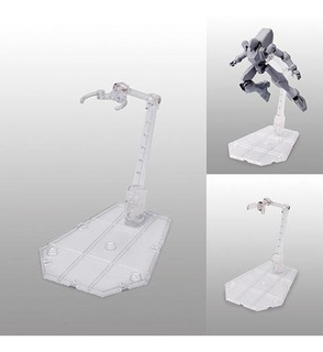 Macross Robotech Hi-metal R Bases Stage Act 5 Bandai Pack X3