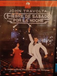 Fiebre De Sábado Por La Noche Dvd Original