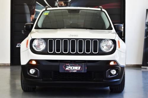 Jeep Renegade Sport 1.8 At6 2018 Car Cash
