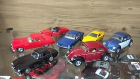 Kit 7 Miniaturas Para Colecao Novas
