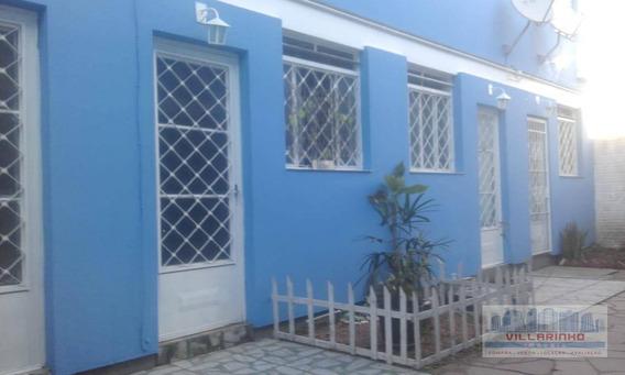 Casa Com 2 Dormitórios À Venda, 45 M² Por R$ 115.000 - Cavalhada - Porto Alegre/rs - Ca0273