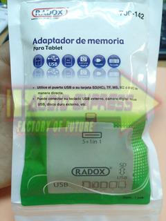 Adaptador Memorias P/tablets Dxr700142