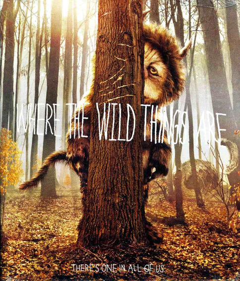 Bluray Donde Viven Los Monstruos ( Where The Wild Things Are