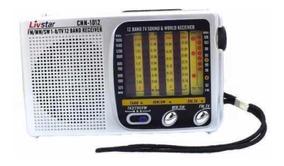 Rádio Am/fm/tv/sw