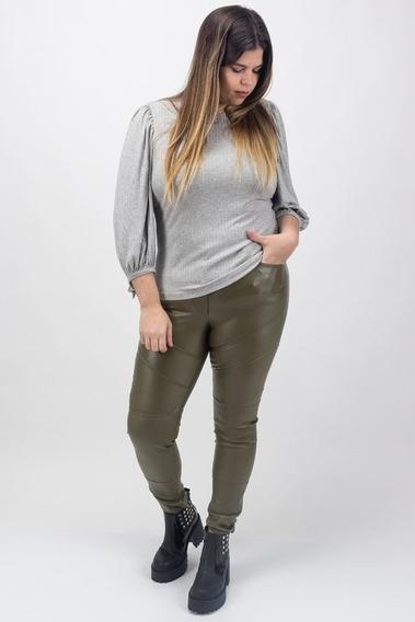Pantalon Engomado P1016 Talles Grandes Especiales