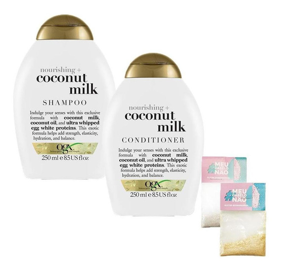 Kit Carnaval Coconut Milk 250ml