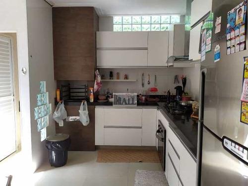 Casa À Venda Condomínio Parque Da Liberdade Iii Com 3 Quartos - V7902