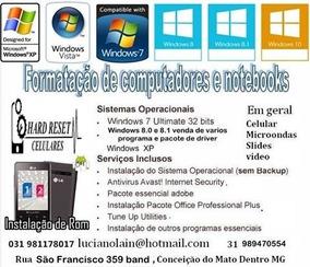 Serviço De Informatica E Smartphone