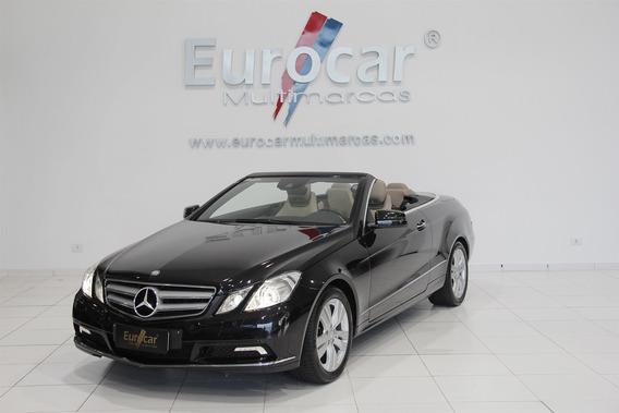 Mercedes-benz E 350 3.5 Cabrio V6 24v Gasolina 2p